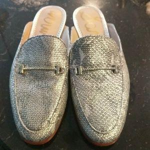 Sam Edelman loafer mules